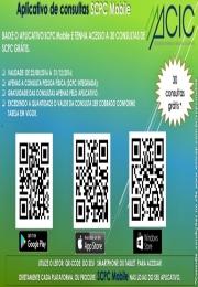 Aplicativo de consultas SCPC Mobile