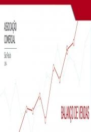 Por efeito-calendário, vendas a prazo sobem 5,9% na capital paulista, informa balanço da Associação Comercial