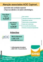 Parceria ACIC e Soesp Odonto