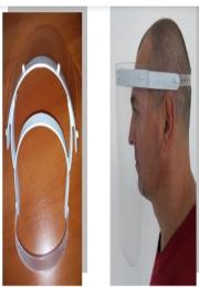 Protetor Facial - Reutilizável