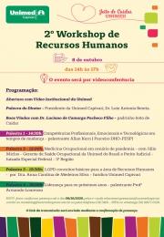 2º Workshop Recursos Humanos