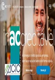 ACIC passa a oferecer crédito a pequenos empresários associados