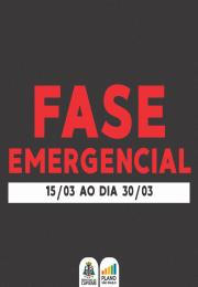 Governo de SP adota fase emergencial para conter crescimento de pandemia
