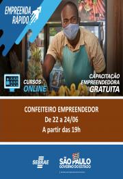 Novas oportunidades para junho I Confeiteiro Empreendedor