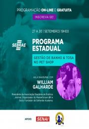 Programa gratuito GESTÃO DE BANHO E TOSA NO PET SHOP